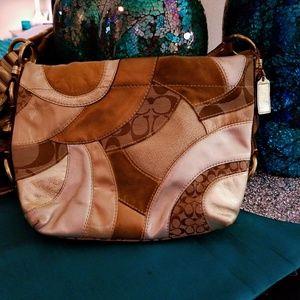 Coach patch purse